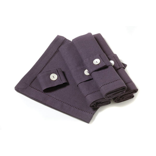C'est Ca Napkins Grape (Set of 4)