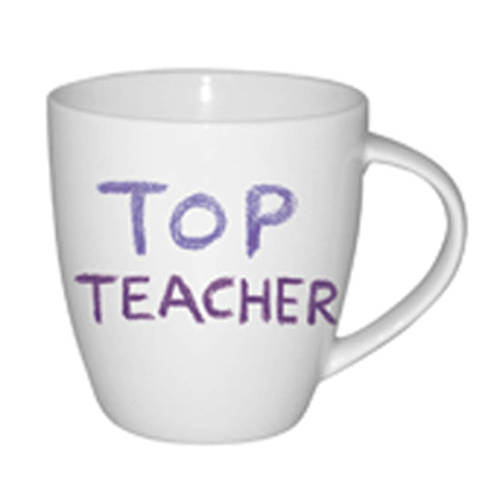 Churchill China Jamie Oliver Cheeky Mug - Top Teacher