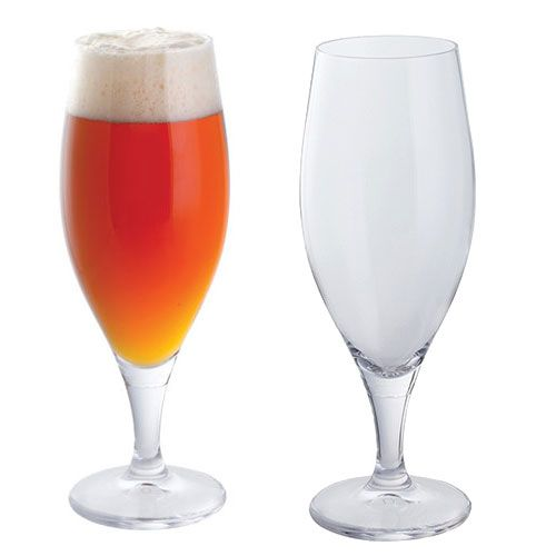 Dartington Crystal Wine & Bar Essentials Beer Glasses Set of 2