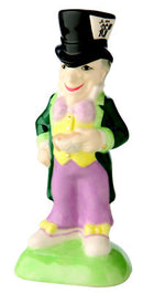 John Beswick Alice in Wonderland - Mad Hatter Figurine