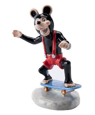 John Beswick Beano and The Dandy - Biffo The Bear Figurine