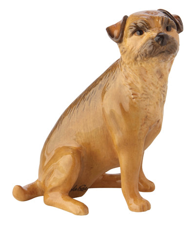 John Beswick Dogs - Border Terrier