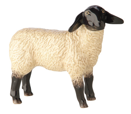 John Beswick Farmyard - Suffolk Lamb