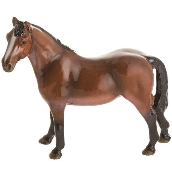 John Beswick Horses - Riding Pony Bay