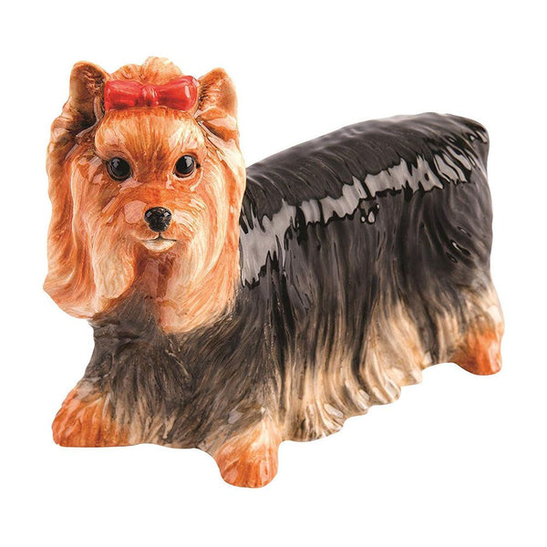 John Beswick Pampered Pooches - Yorkshire Terrier
