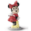 Lladro Disney Minnie Mouse Figurine