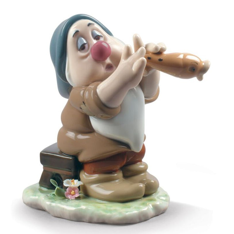 Lladro Disney Sleepy Figurine