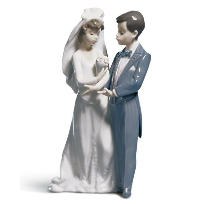 Lladro From This Day Forward Figurine