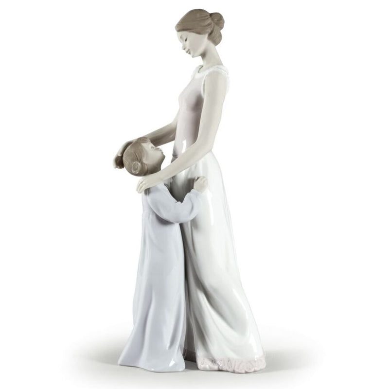 Lladro Someone To Look Up To Figurine