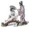 Lladro Springtime in Japan Figurine