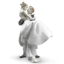 Lladro The Happiest Day Figurine