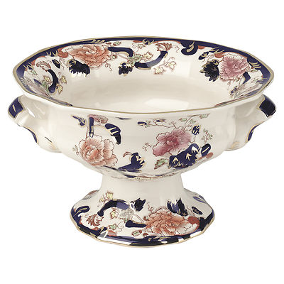 Mason's Ironstone Blue Mandalay Peking Bowl
