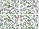 Pimpernel for Portmeirion Botanic Garden Chintz Placemats Set of 4