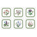 Pimpernel for Portmeirion Botanic Garden Coasters Set of 6