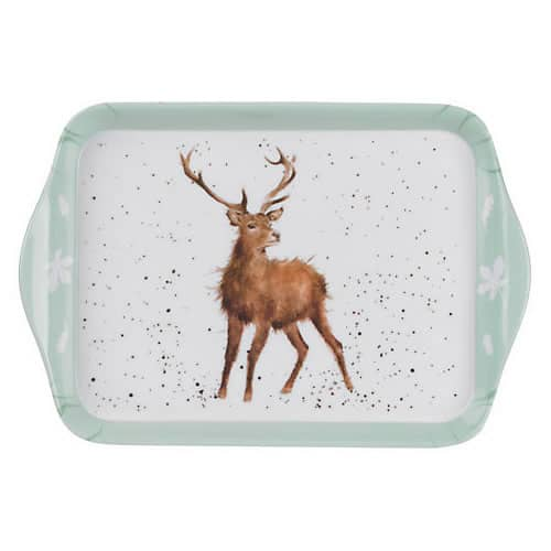 Pimpernel for Royal Worcester Wrendale Designs Stag Scatter Tray