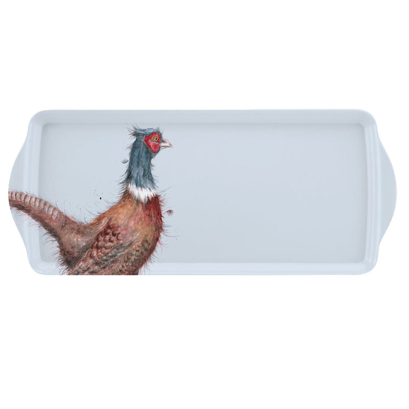 Pimpernel for Royal Worcester Wrendale Pheasant Sandwich Tray