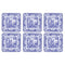 Pimpernel for Spode Blue Italian Coasters Set of 6