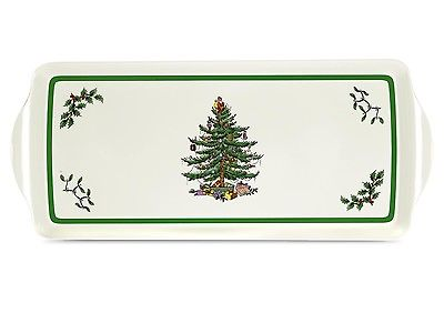Pimpernel for Spode Christmas Tree Sandwich Tray