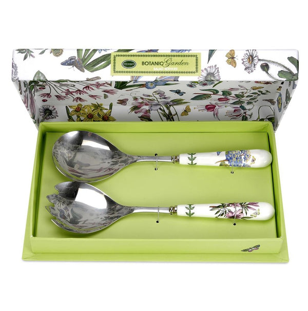 Portmeirion Botanic Garden Salad Servers (pair)