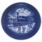 Royal Copenhagen Christmas Plate 1993 - Christmas Quests