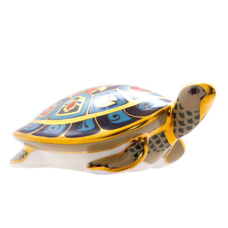 Royal Crown Derby Terrapin Paperweight