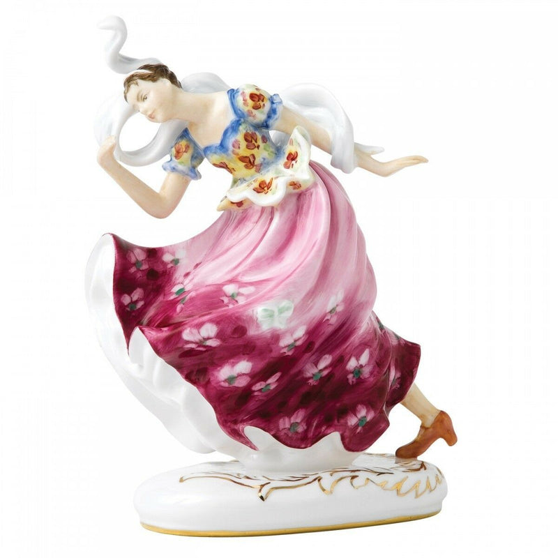 Royal Doulton 100 Years of HN Figures, Columbine HN5654