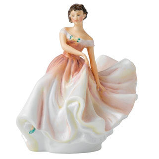 Royal Doulton 100 Years of HN Figures, The Polka