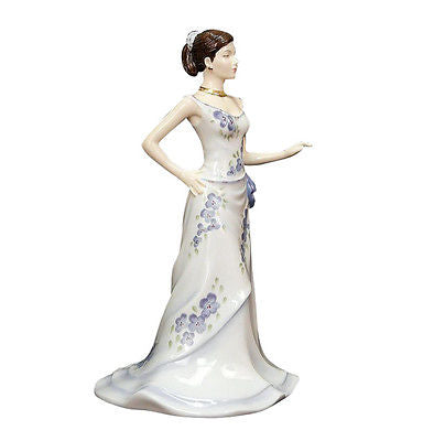 Royal Doulton Pretty Ladies Charlotte Figurine