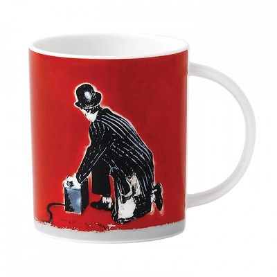 Royal Doulton Street Art Rat Attack Mug by Nick Walker