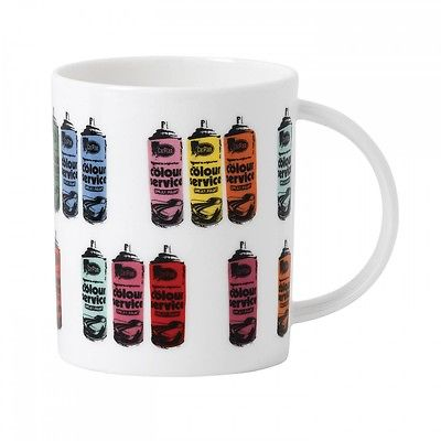 Royal Doulton Street Art Spray Can Mug by Nick Walker