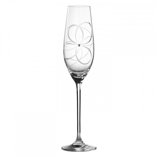Royal Doulton Toasting Flutes Many Happy Returns (Set of 2)