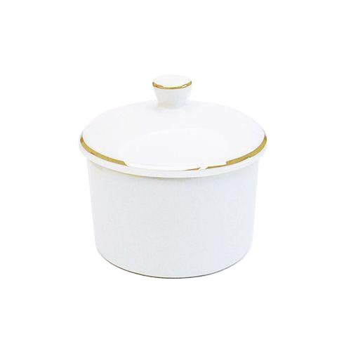 Royal Worcester Classic Gold Covered Sugar