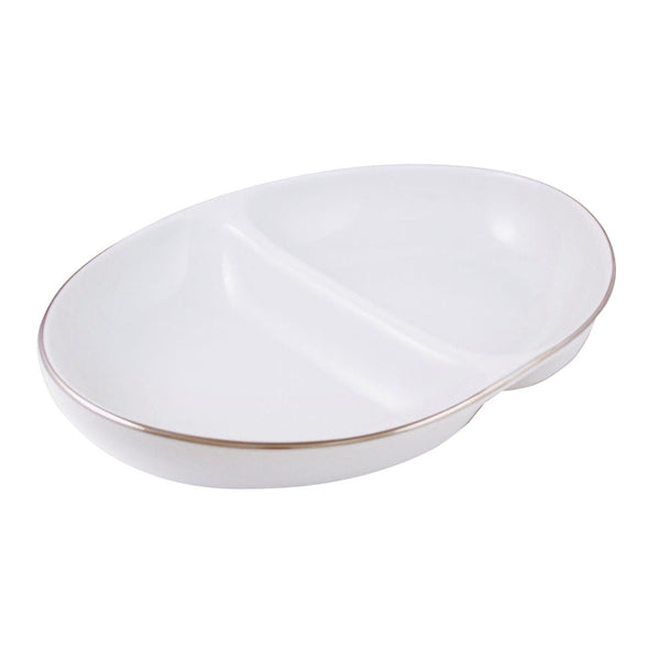 Royal Worcester Classic Gold Divided Dish