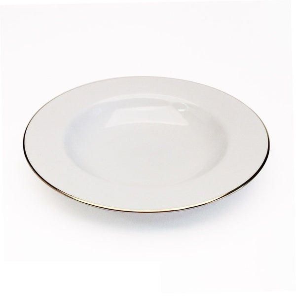 Royal Worcester Classic Gold Soup Plate 23cm