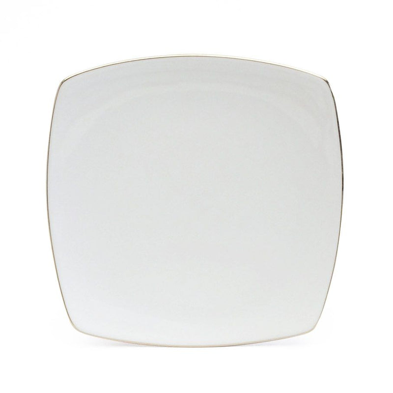Royal Worcester Classic Gold Square Plate 20cm