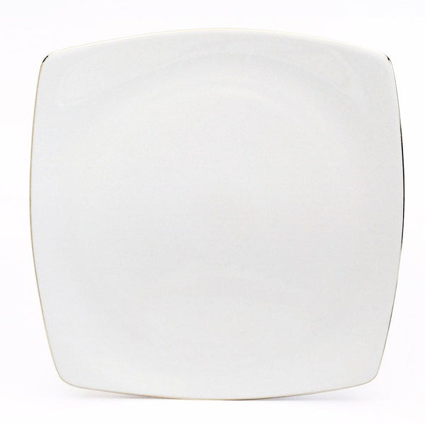 Royal Worcester Classic Gold Square Plate 27cm