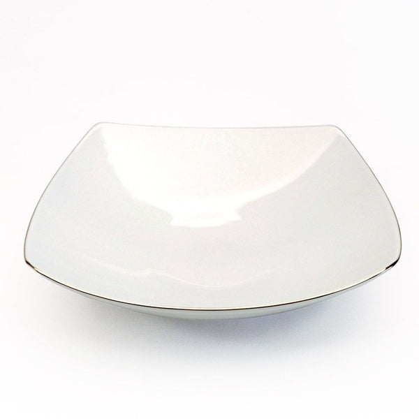 Royal Worcester Classic Gold Square Serving Bowl 29cm