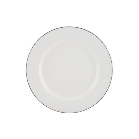 Royal Worcester Classic Platinum Round Plate 17cm