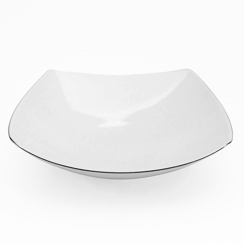 Royal Worcester Classic Platinum Square Serving Bowl 29cm