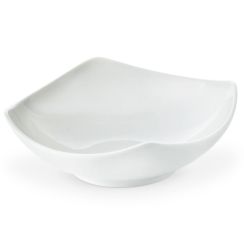 Royal Worcester Classic White Square Cereal Bowl 18cm