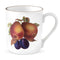 Royal Worcester Evesham Gold Mug Pear & Damson