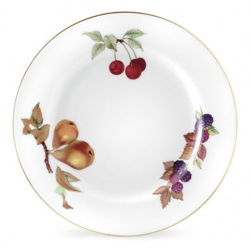 Royal Worcester Evesham Gold Plate 21cm