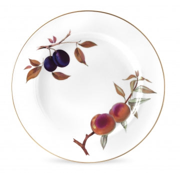 Royal Worcester Evesham Gold Plate 27cm