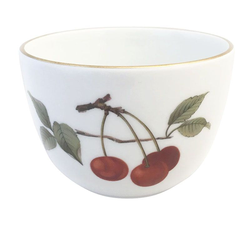 Royal Worcester Evesham Gold Sugar Bowl 11.5cm