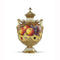 Royal Worcester Painted Fruit Covered Vase (1691) 35.5cm