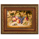Royal Worcester Painted Fruit Plaque with Frame Large