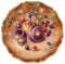 Royal Worcester Painted Fruit Plate 27cm