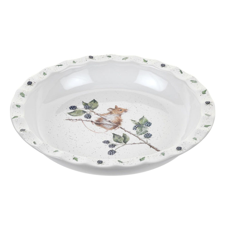 Royal Worcester Wrendale Designs Pie Dish 10 inches