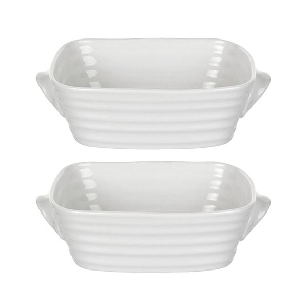 Sophie Conran for Portmeirion Mini Rectangular Dish (Set of 2)