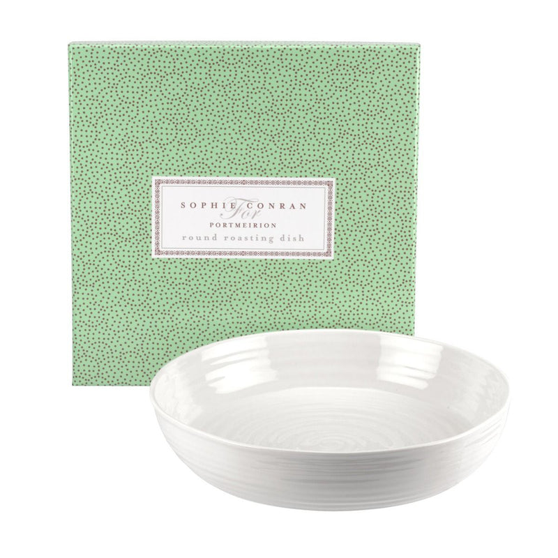 Sophie Conran for Portmeirion Round Roasting Dish